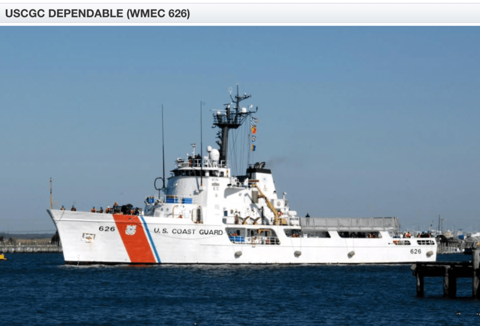 Coast Guard continues search for missing Ft Pierce fishing captain