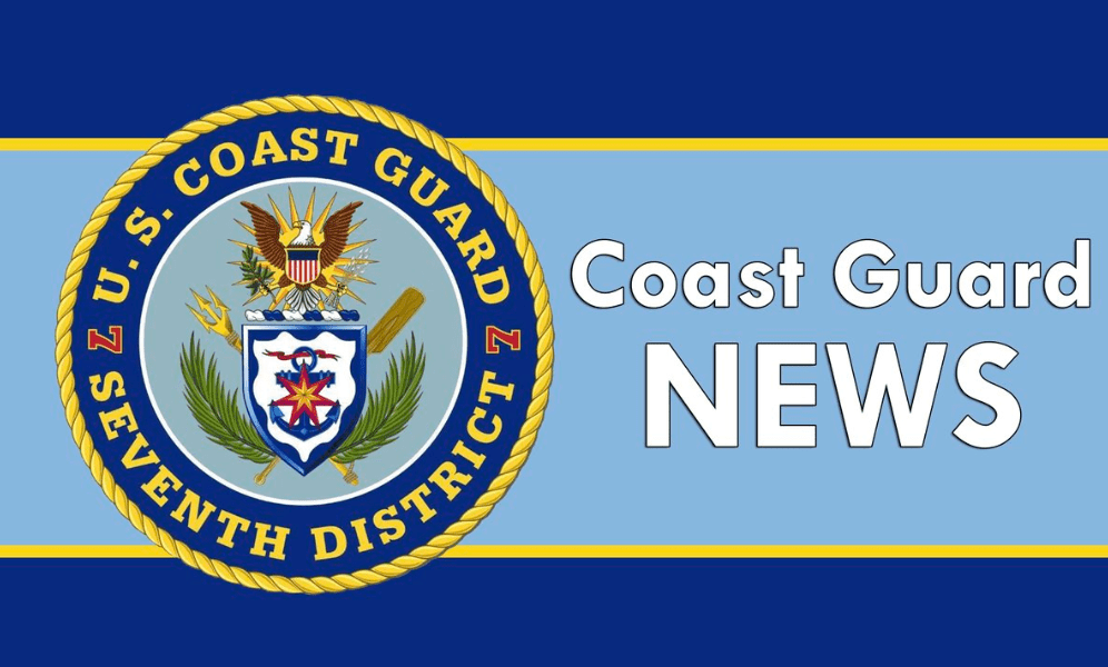 Coast Guard suspends search for Ft Pierce missing fisherman