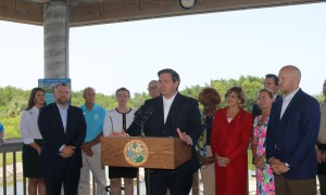 Governor Ron DeSantis Signs Bill To Change Environmental Enforcement