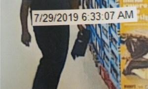 Okeechobee Police requests Public help to ID subject