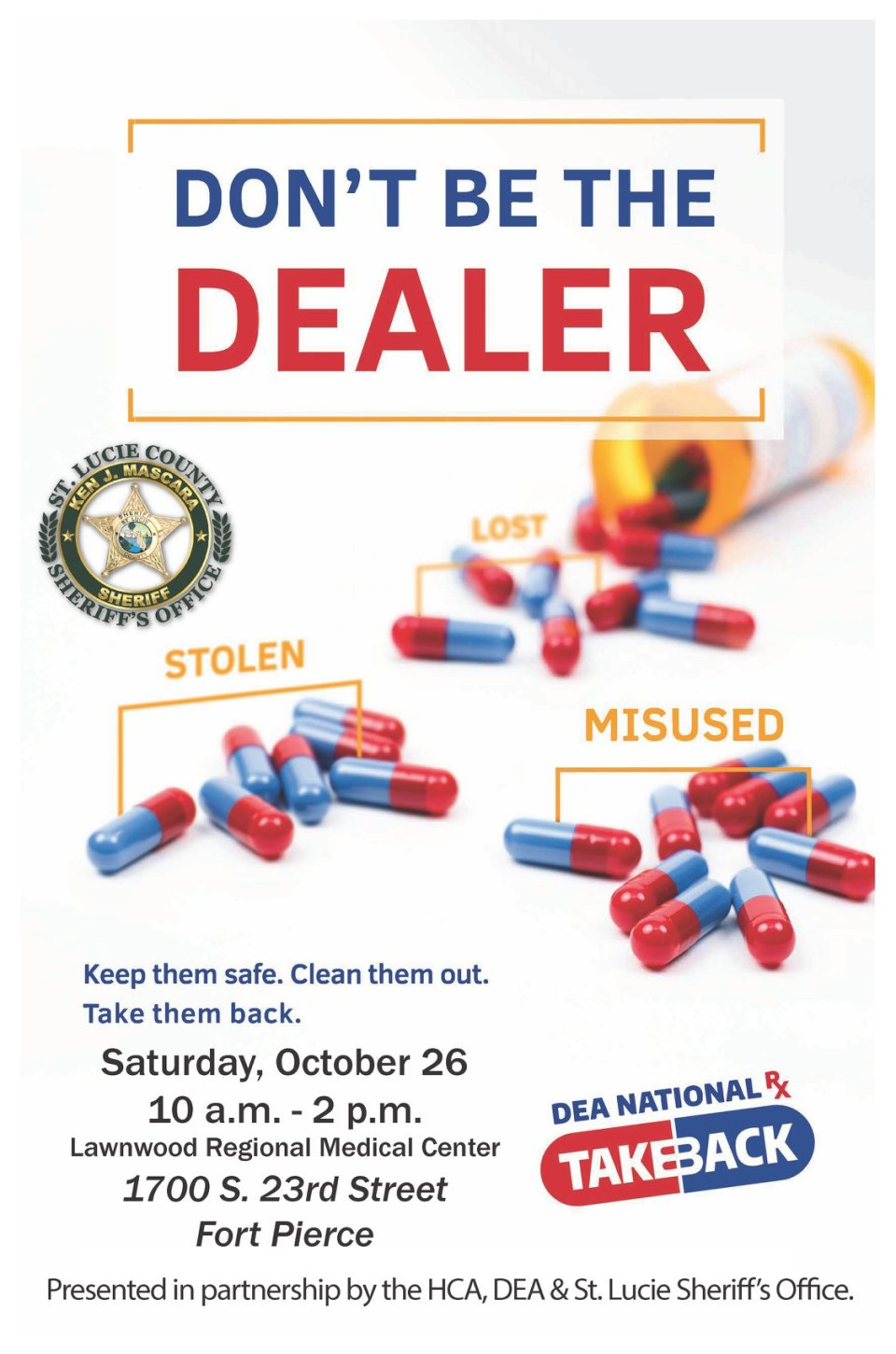 SLCSO National Prescription Drug