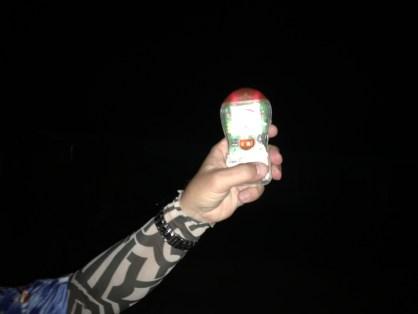The ghost meter