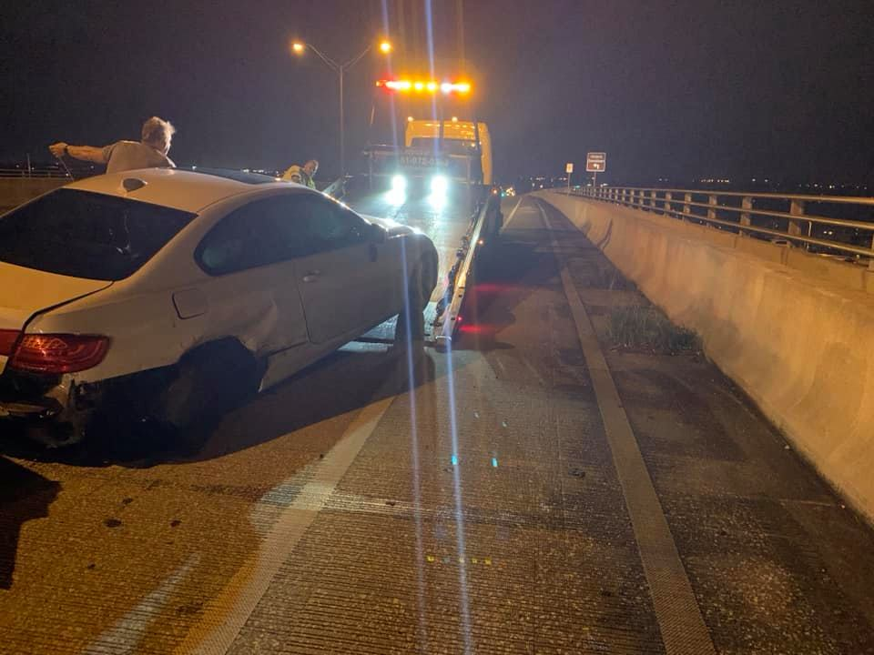Wrong-way drunk driver arrested