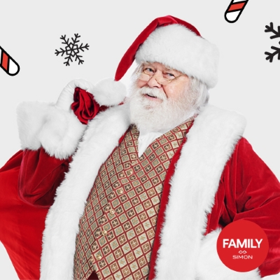 Santa to Visit Treasure Coast Square for the Holiday Season