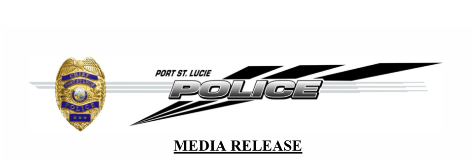 Port St. Lucie Police investigating hit and run car vs. pedestrian.