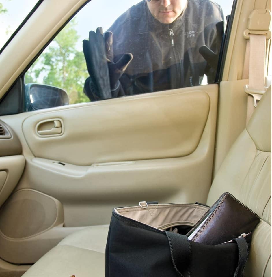 Stuart Police are investigating rash of vehicle break-ins
