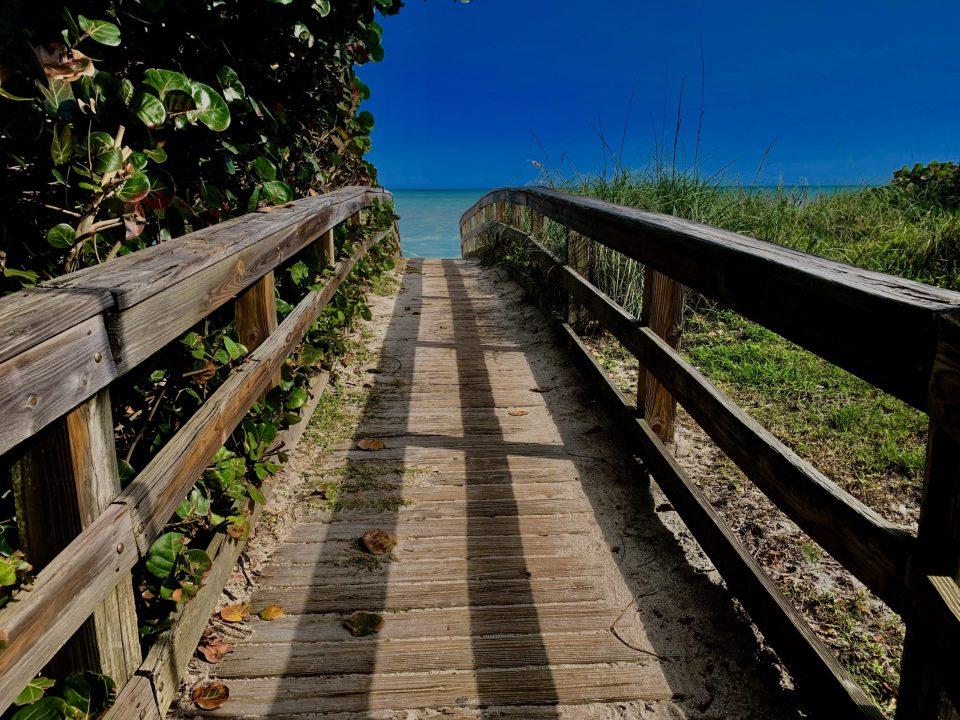 Seagrape Trail Beach