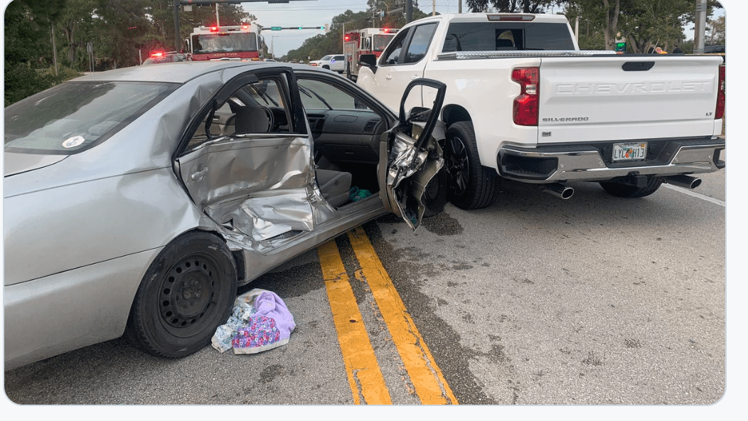 Indian River: Shooter fires into vehicle with 5, then crashes into two more