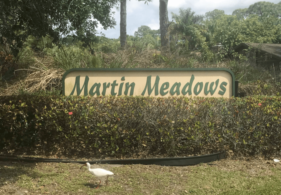 Martin Meadows Community