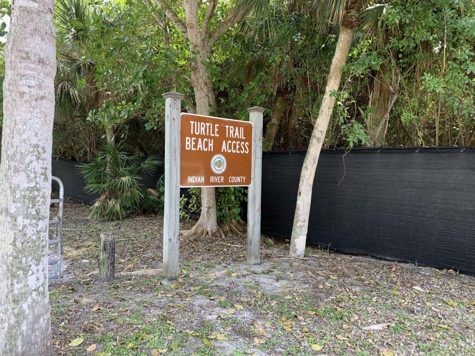 Turtle Trail Beach