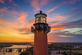 Lighthouse Sunset Tour
