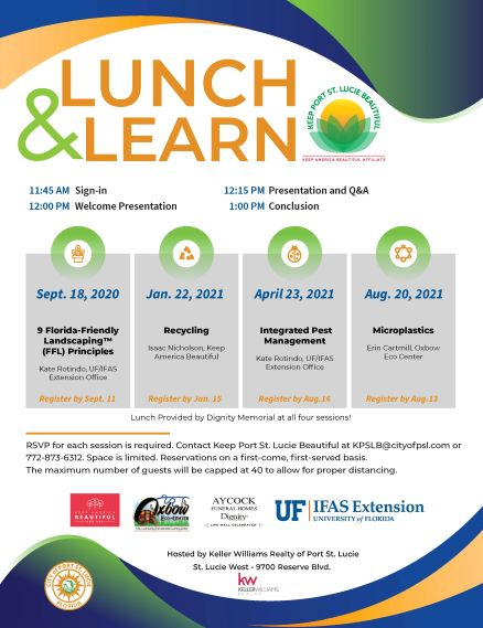 KPSLB Lunch & Learn