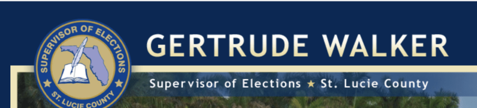 St. Lucie Supervisor of Elections Office Announces Saturday Office Hours Ahead of Voter Registration Deadline
