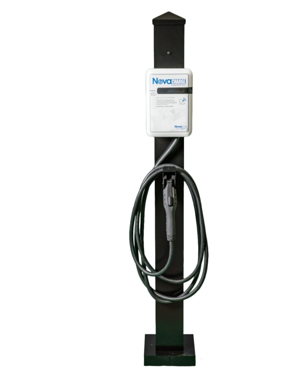 City of Fort Pierce Partners with FPUA for Electric Car Charging Stations