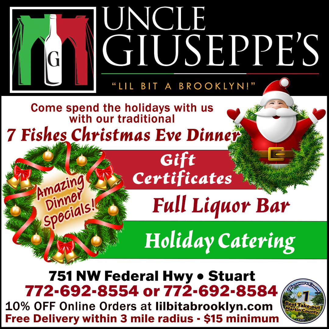Uncle Giuseppe's Holiday