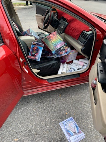 Port St Lucie Police arrest four females from Belle Glade/Pahokee for thefts in Port St Lucie/Fort Pierce