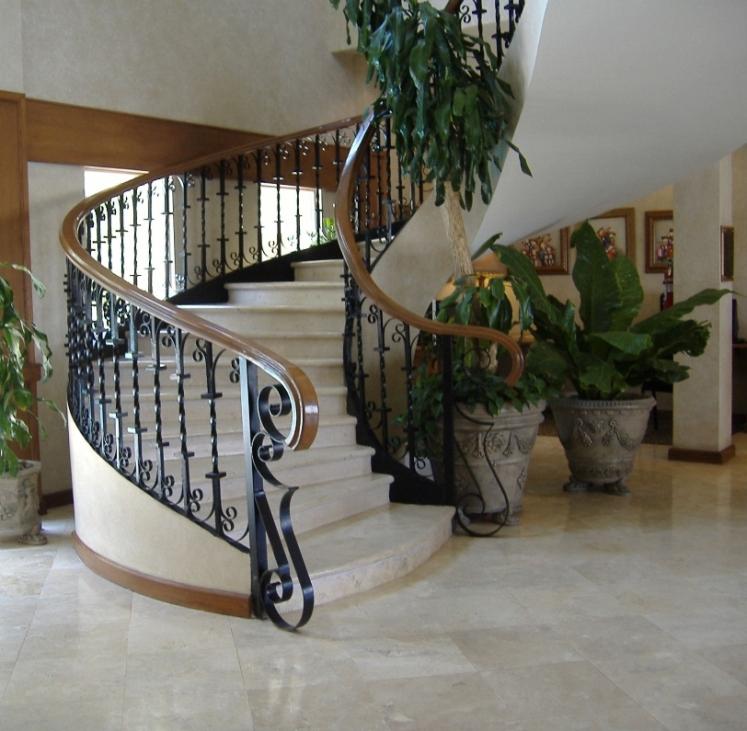 mexican tile stone floor tile