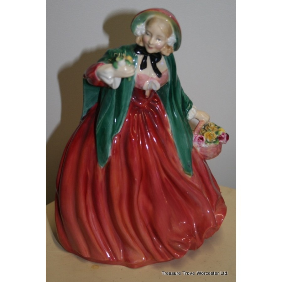 Royal Doulton Figurine Lady Charmian HN 1949