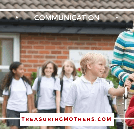 Communication with children