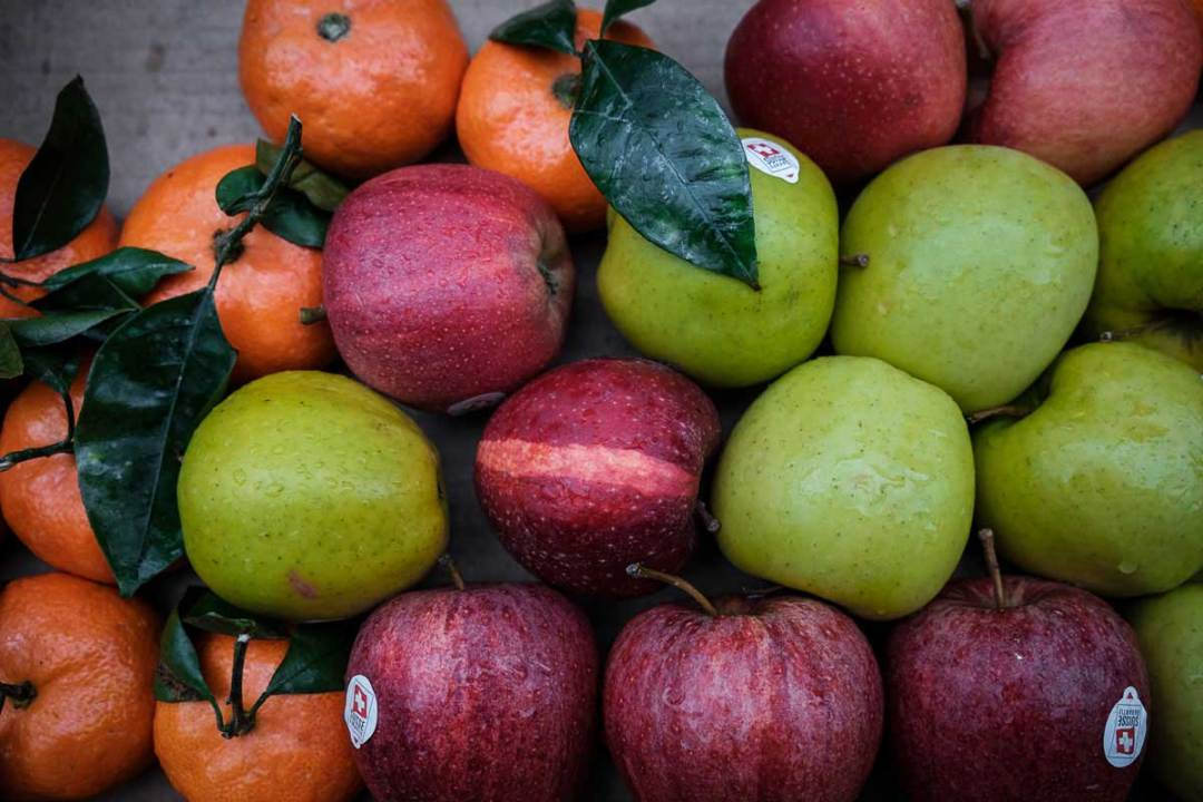 apples for a healthy diet for asthma