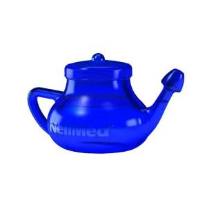 neti pot for nasal irrigation
