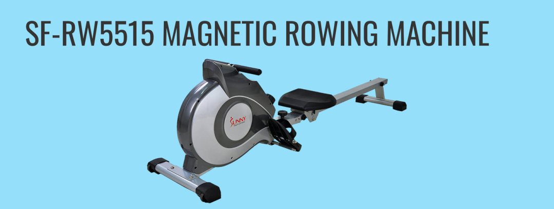 sunny-health-and-fitness-magnetic-rowing-machine-graphic