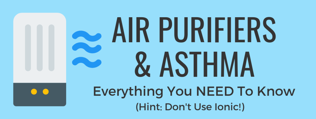 air purifiers and asthma banner