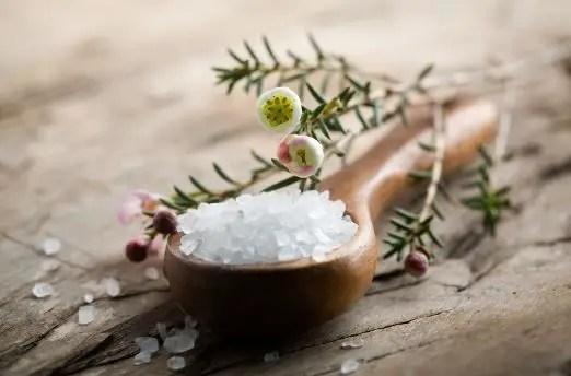 Epsom Salt Bath Amount