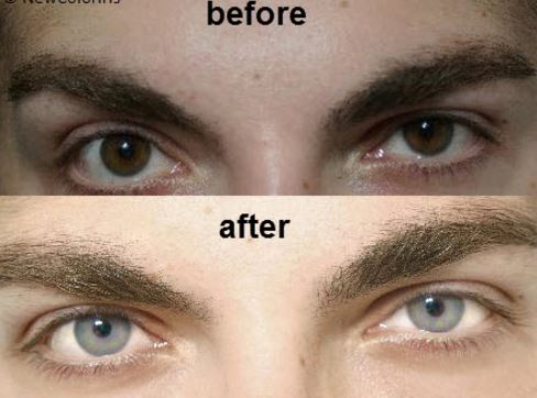 How to Change Your Eye Color Naturally Permanently with ...