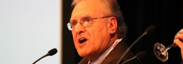 """There is another moral imperative in this world, and it's called:  'Treatment as Prevention', and it deals with HIV and AIDS,"" Stephen Lewis, co-founder of AIDS-free World"