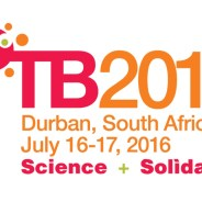 TB2016: The HIV and TB community's causes are inextricably linked: Success happens together