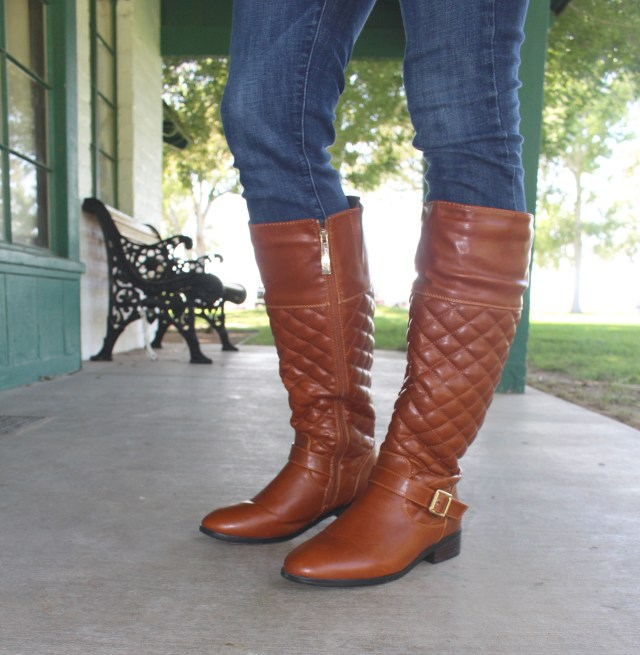 cognac-quilted-boots