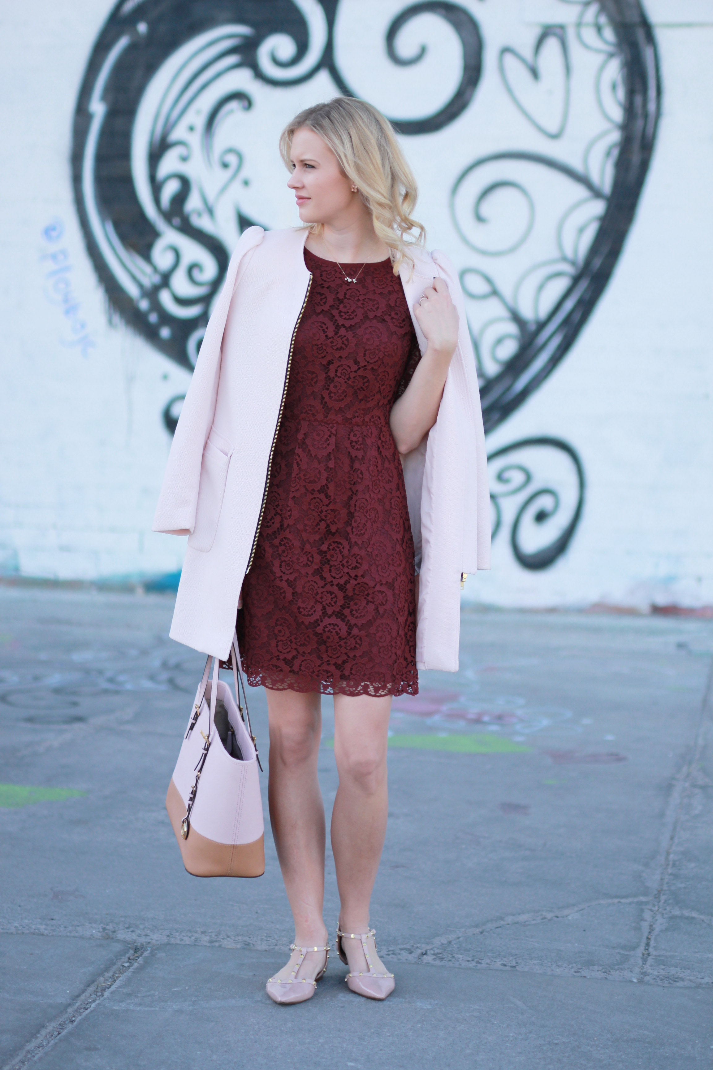 Blush Amp Burgundy Treats And Trends