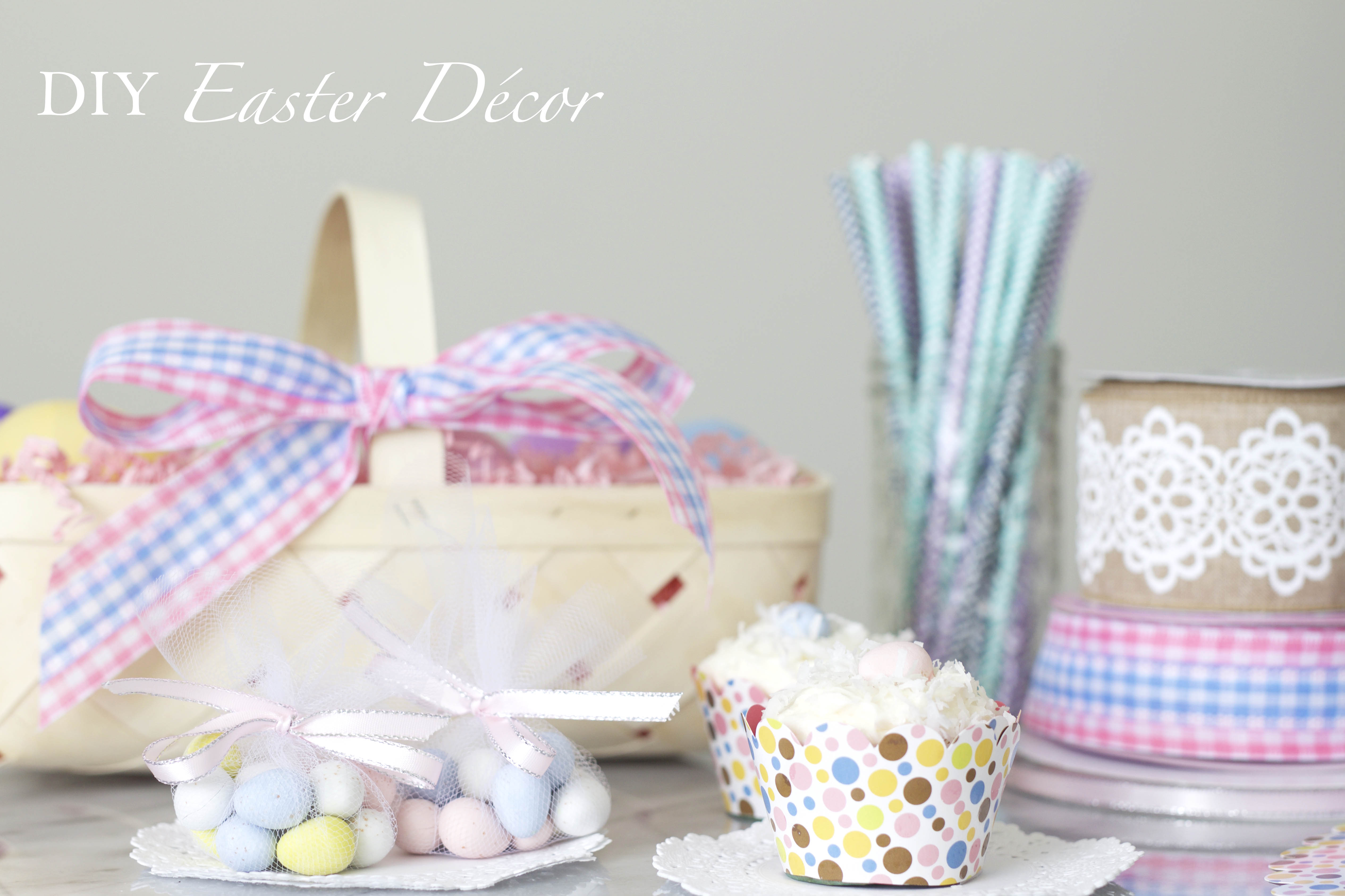 Diy easter decor and spring party tips treats and trends Diy home decor trends 2016