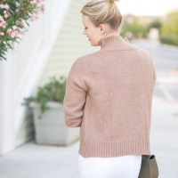 Tips For Making A Mock Neck Sweater Look Flattering