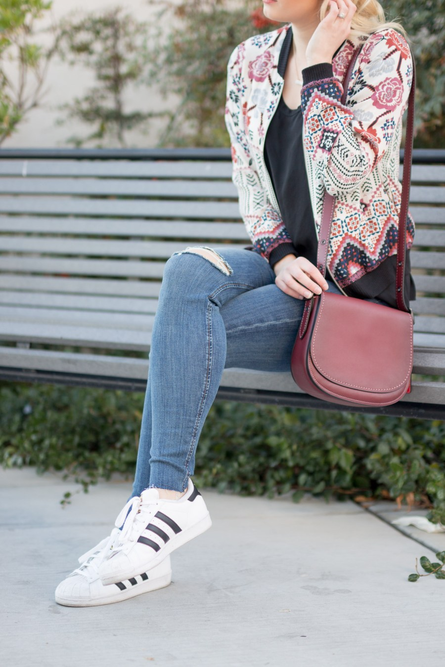 5 Reasons Why You Need a Bomber Jacket, Fashion Blog, Treats and Trends, Style Tips, Blogger