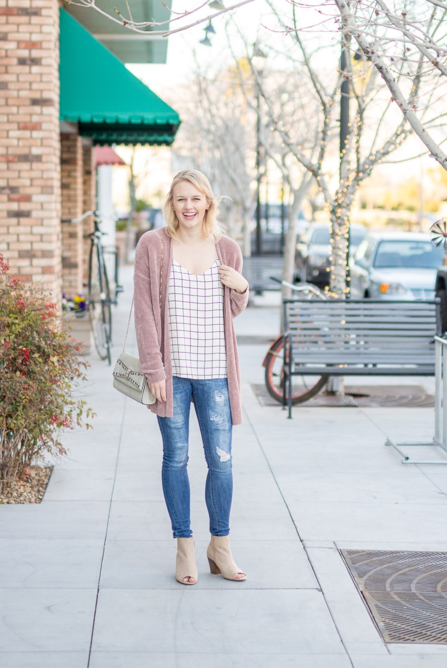 Where I Find Fashion Inspiration, fashion blog, Treats and Trends, Jamie Kamber, spring outfit idea