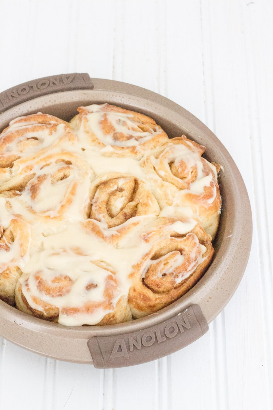 Easy Homemade Cinnamon Rolls with Cream Cheese Frosting, Mother's Day Recipe, Treats and Trends, food blog