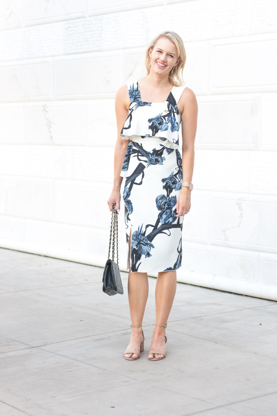 Three Spring and Summer Dress Trends with Topshop, fashion blog, Treats and Trends