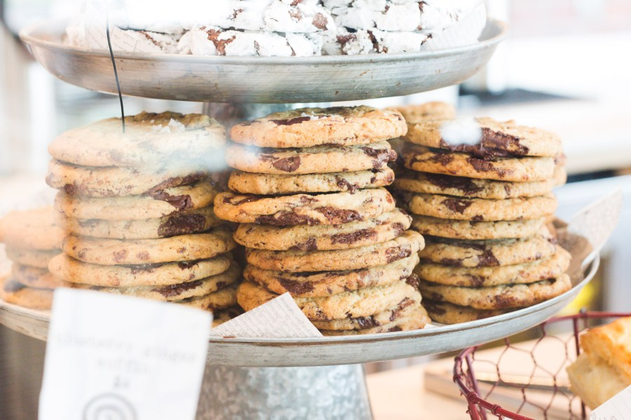 Where To Eat and Drink in New Orleans, Willa Jean Chocolate Chip Cookies