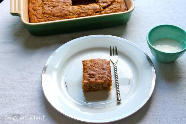 Carrot Banana Cake1