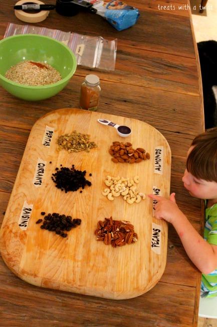 Homemade Oatmeal Packets (treatswithatwist.com)
