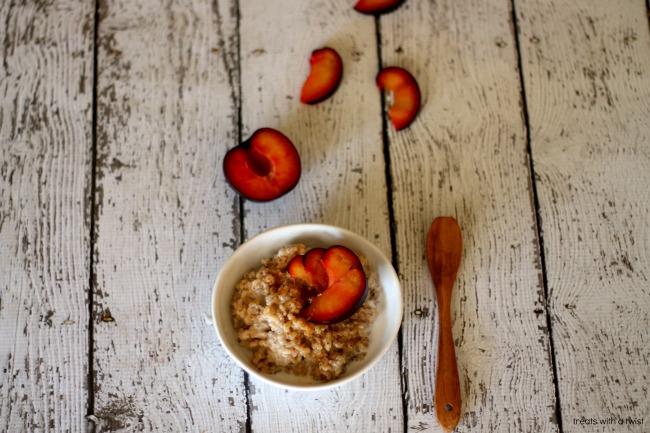 Earl Grey Sticky Rice Pudding (treatswithatwist.com)
