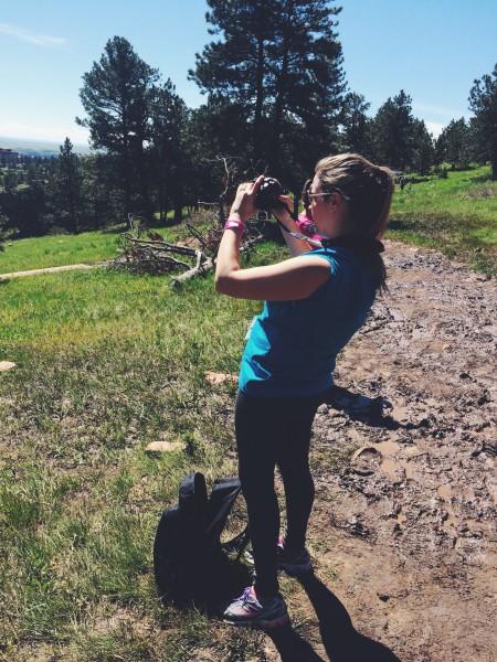 hiking photo - blend retreat