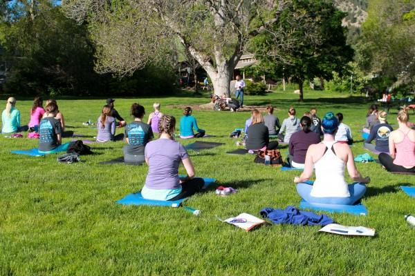 Yoga - Blend Retreat