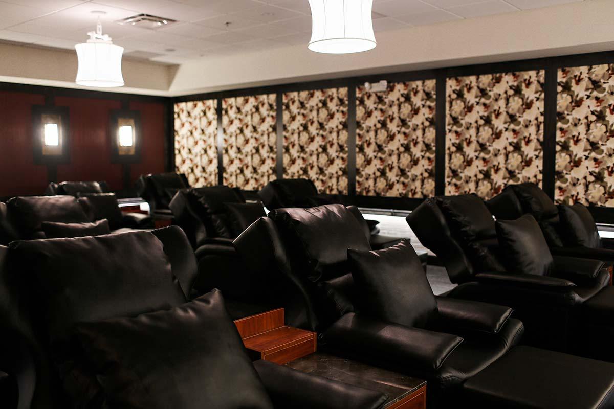 Atlanta Massage Center Photo Gallery  Celebrity Visits