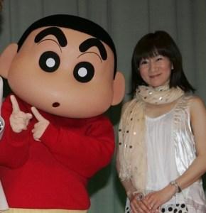 クレヨンしんちゃん 声優