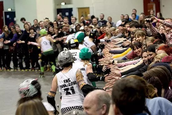 London Roller Girls 6