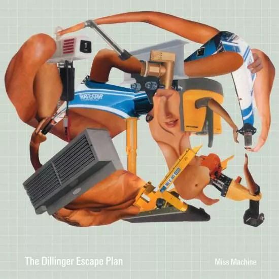 Dillinger Escape Plan Uk 2011