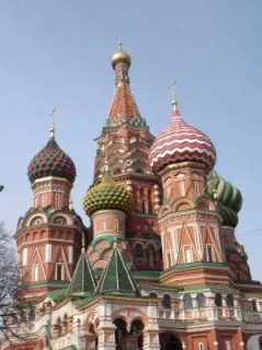 Moscow - St Basil's